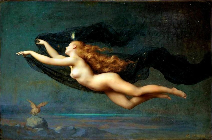 Nuit mythologique Nyx